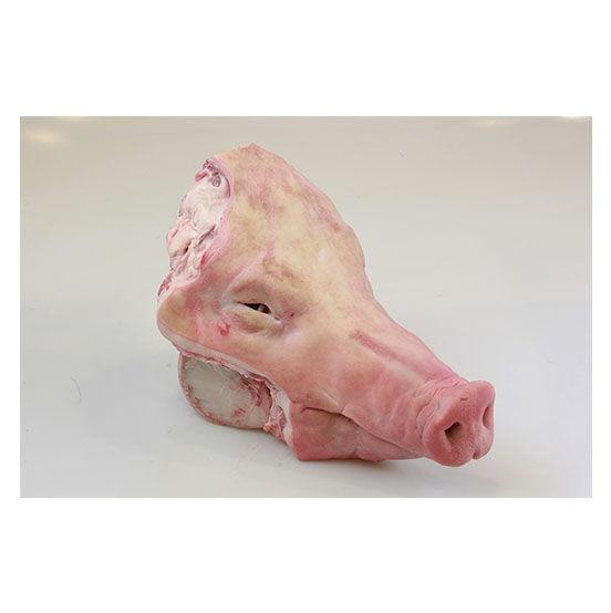 Import carne de porc, cap de porc intreg fara gusa fara urechi fara maseteri Optimeat